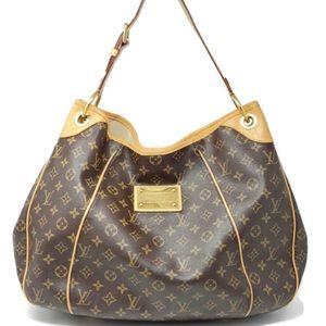 💯Authentic Louis Vuitton Galliera Shoulder Bag